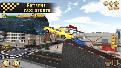 In Taxi: Drive Simulation 2016 screenshot 4