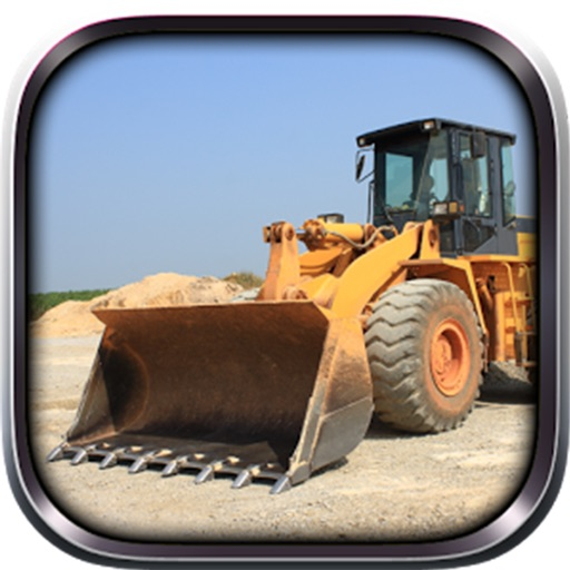 Heavy Road Construction Loader Truck Driver Sim iOS App