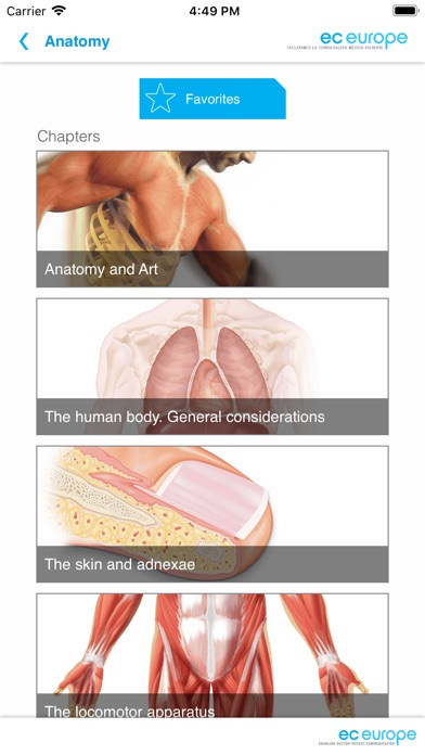 Miniatlas Anatomy Screenshot 1