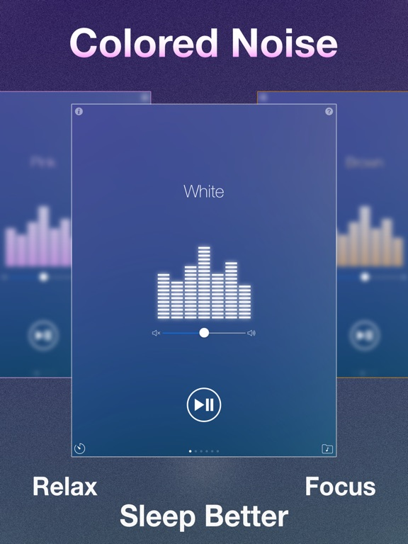 white noise machine app for iphone