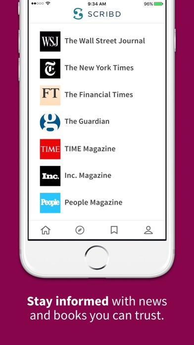 download Scribd apps 1