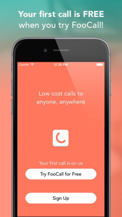 download FooCall | Cheap Calls appstore review