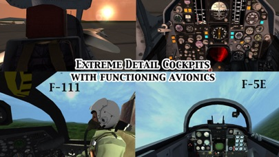 Screenshot #6 for Gunship III - Flight Simulator - STRIKE PACKAGE