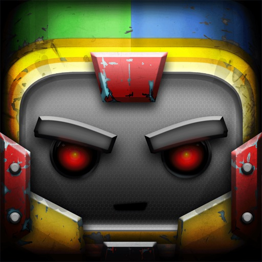 彩色机器人破解版  Color Bots内购无限宝石版下载