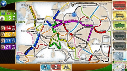 Screenshot #7 for Ticket to Ride