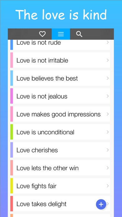 iLove: Love Dare Reminder Screenshot