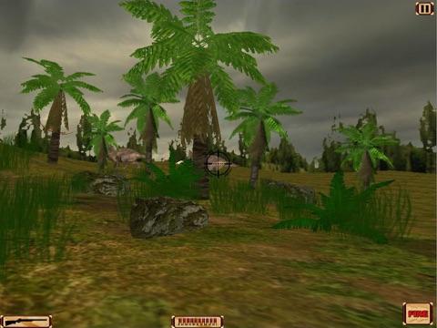 3D Dino Hunter HD - Free Dinosaur Hunting Games screenshot 1
