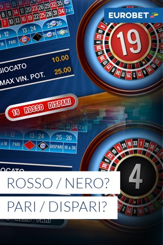 Eurobet Roulette screenshot 3