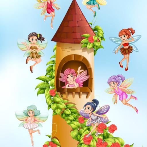 Fairy Tales! Fairy Princess Game For Little Girls iOS App