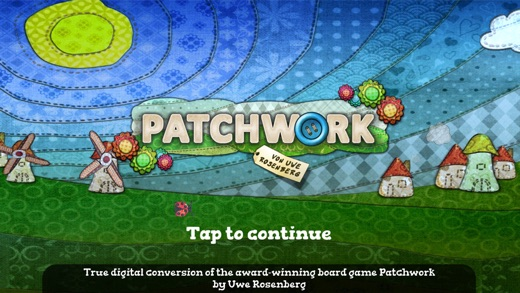 Patchwork The Game Screenshot