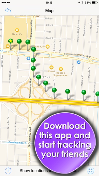 download Phone Tracker for iPhones (Track people with GPS) apps 1