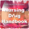 Basics of Nursing Drug Handbook For Self Learning & Exam Review2400 Flashcards