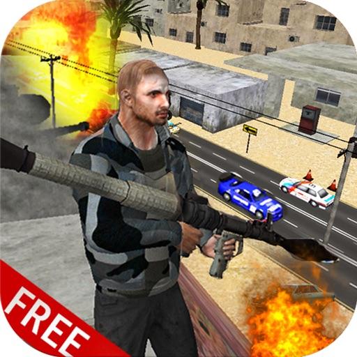 Elite Sniper Traffic Shooter - destroyed blasted iOS App