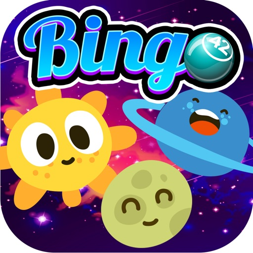 Big Bang Bingo - Galactic Jackpot And Multiple Daubs With Vegas Odds iOS App