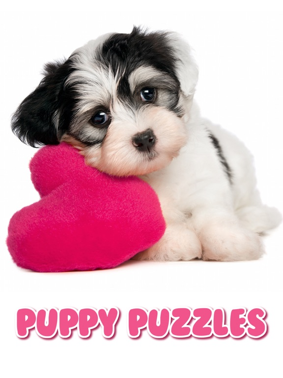 Щенки Собачки: Пазлы Для Детей и Малышей Бесплатно на iPad