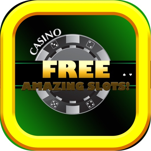 Casino Amazing Night Vegas - Best Free Slots iOS App