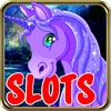 Enchanted Horned Unicorn Slot Machine Casino - The Mystical Path For The Rewarding Fantasy Treasures!