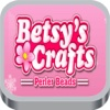 Betsy Crafts Perler Christmas Day Game