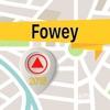 Fowey 離線地圖導航和指南