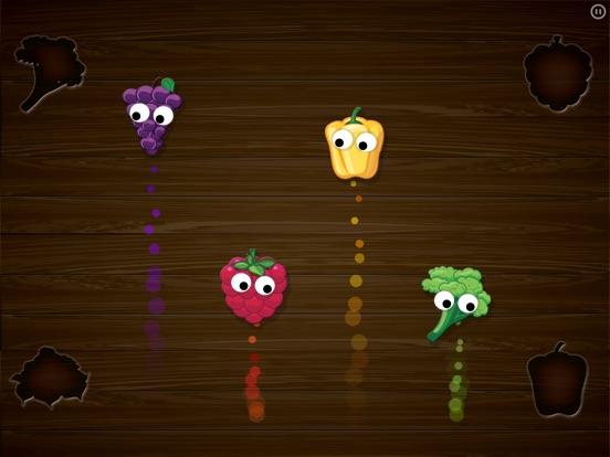 Скачать Еда! Развивающие игры пазлы для детей, малышей