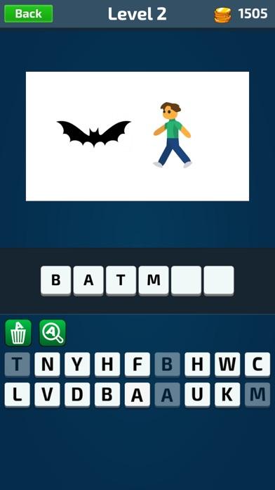 Emoji Quiz - Word Puzzle Games screenshot one