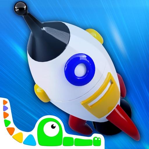 【DIY类】三维组装和游戏 - 火箭、直升机和潜艇等