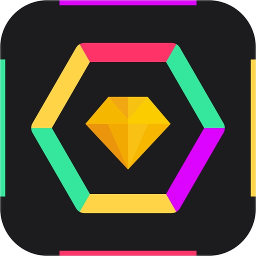 Color Swap : Immense colour matching games iOS App