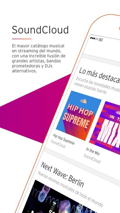 download SoundCloud Música apps 0