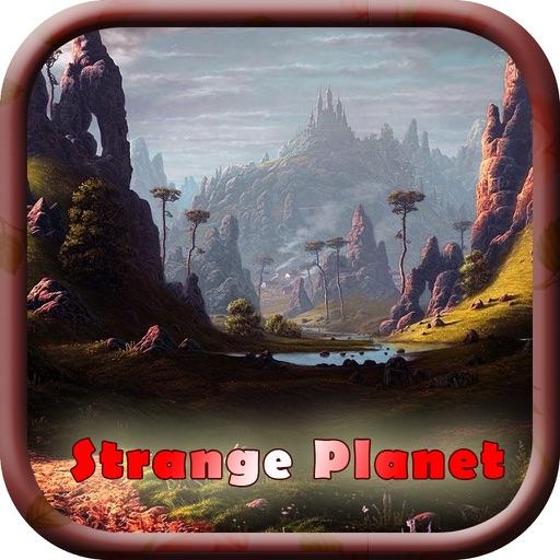 Strange Planet - Hidden Object Game iOS App