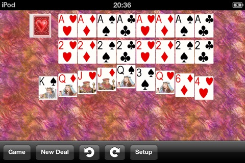 27 Solitaire Games screenshot 4