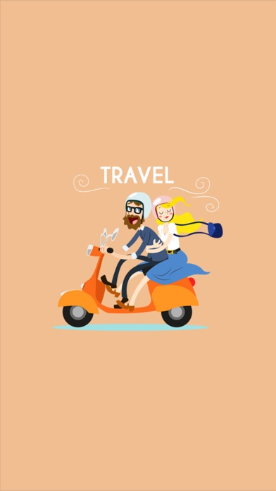 Travel coupons app