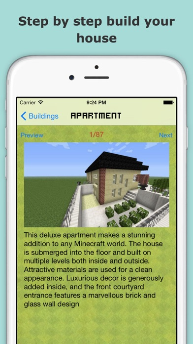 House ideas guide for minecraft step by step build your for Build a house step by step guide