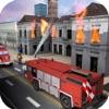 Feuerwehrmann Truck Simulator - Rettungs 911 Fahre