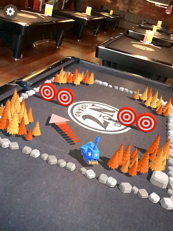 Скачать игру AR Smash Tanks!