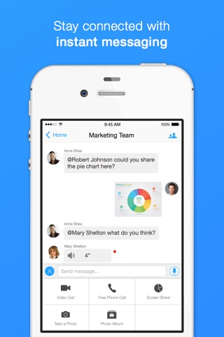 ZOOM Cloud Meetings screenshot 2