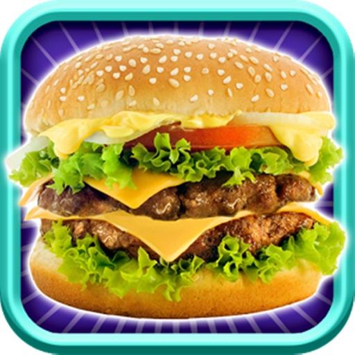Burger Madness: Make Burger-Cooking games iOS App