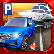 RV amp Boat Towing Parking Simulator Real Road Car Racing Driving Hack Resources  (Android/iOS) proof