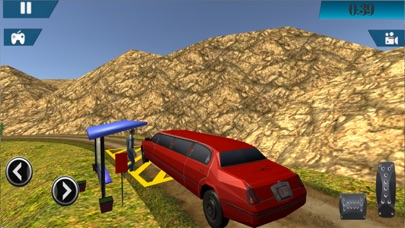 Limo 3d Driving Simulator Скриншоты4