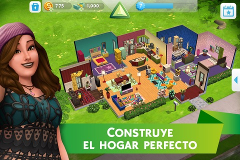 The Sims™ Mobile screenshot 2