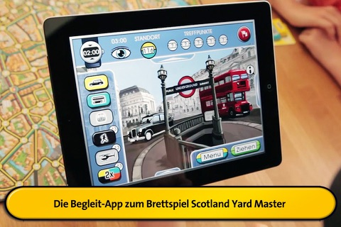 Scotland Yard Master screenshot 2