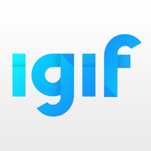 iGIF – Custom Swipe & GIF Keyboards Free