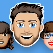 Emoji Me GIF Face Maker icon