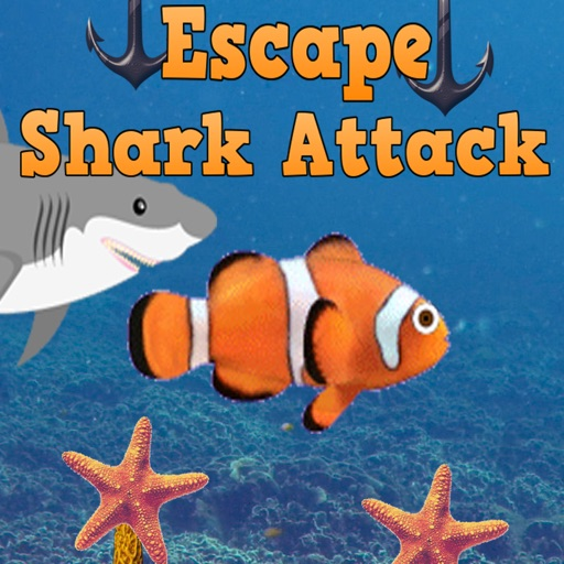Escape Shark Attack iOS App