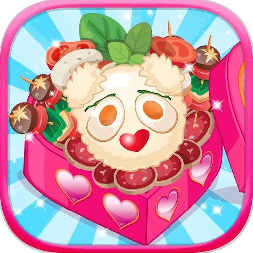 Make Delicious Lunch - Princess Cook Dessert Salon iOS App