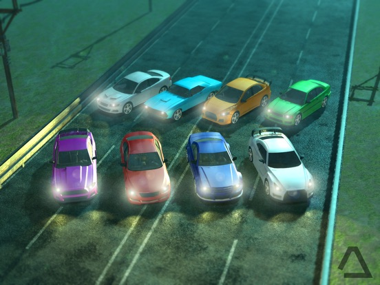 Road Racer: Evolution на iPad
