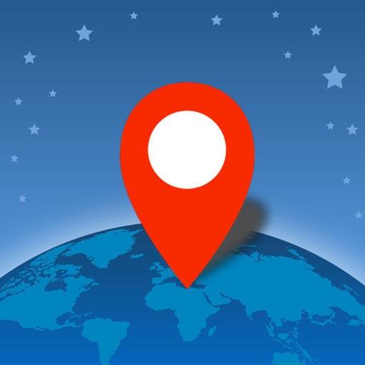 poke tracker live radar map for pokemon go par loan thi hong do. Black Bedroom Furniture Sets. Home Design Ideas