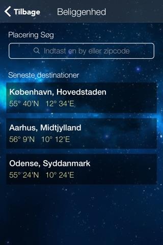 Lunar Watch moon calendar screenshot 3