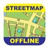 Boston Offline Street Map