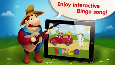 download ABC Bingo Song for Kids: learn alphabet and phonics with karaoke nursery rhymes apps 1