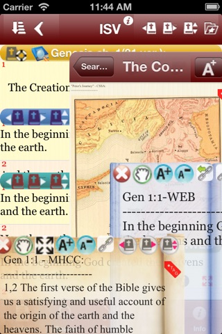 Handy Bible Pro screenshot 1